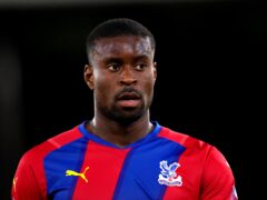 Crystal Palace defender Marc Guehi has been tipped to play for England by Patrick Vieira (John Walton/PA)