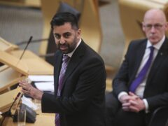 The Health Secretary announced the move on Tuesday (Fraser Bremner/Scottish Daily Mail/PA)