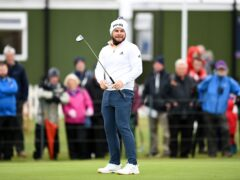 Tyrrell Hatton fired a 70 at Kingsbarns (Malcolm Mackenzie/PA)