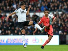 Derby and Swansea played out a goalless draw (Barrington Coombs/PA)