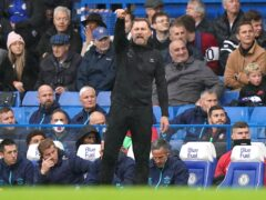 Southampton manager Ralph Hasenhuttl has been charged by the FA (Tess Derry/PA).
