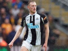 Sean Longstaff has consulted a psychologist to deal with the pressures of being a footballer (Nick Potts/PA)