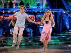 Nikita Kuzmin and Tilly Ramsay (Guy Levy/BBC)