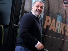 Celtic manager Ange Postecoglou wants a kinder international break (Andrew Milligan/PA)