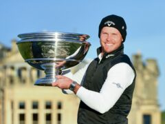Danny Willett won by two shots at St Andrews (Malcolm Mackenzie/PA)
