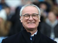 Claudio Ranieri is back in the Premier League for a fourth stint (Nick Potts/PA)