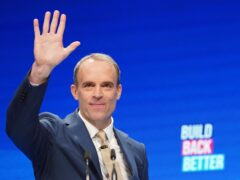 Justice Secretary Dominic Raab has rejected calls for misogyny to be made a hate crime and defended the Government's decision to establish a non-statutory inquiry into the Sarah Everard case (Stefan Rousseau/PA)
