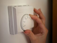 The cost of heating homes will soar because of higher gas prices (Steve Parsons/PA)