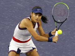 Emma Raducanu has pulled out of the Kremlin Cup (PA Wire via SIPA)