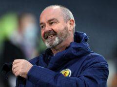 Scotland boss Steve Clarke praised the attitude of his squad (Andrew Milligan/PA)