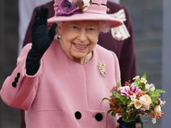 The Queen (Jacob King/PA)