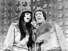 Cher and Sonny Bono (AP)