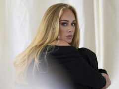 Adele (Simon Emmett/Columbia Records/PA)
