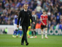Ole Gunnar Solskjaer needs a response from his side (Mike Egerton/PA)