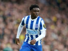 Tariq Lamptey made his first Premier League appearance in 10 months during Brighton's draw at Norwich (Joe Giddens/PA)