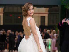 Emma Watson (Dominic Lipinski/PA)