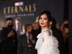 Gemma Chan at the premiere of Eternals (Jordan Strauss/Invision/AP)