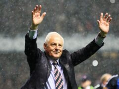 Walter Smith has died at the age of 73 (Lynne Cameron/PA)