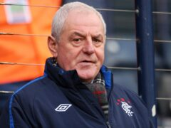 Walter Smith has died aged 73 (Lynne Cameron/PA)