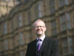 MSP John Mason said he believed abortions were 'seldom vital' (Katie Collins/PA)