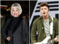 Kimberly Wyatt and Connor Ball have signed up for Dancing on Ice (PA)