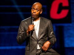 Netflix has dismissed an employee for allegedly leaking confidential financial data as the streaming giant struggles to control an internal row over Dave Chappelle's latest comedy special (Mathieu Bitton/Netflix/PA)