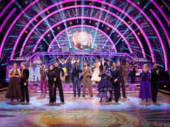Strictly has lost another celebrity contestant (Guy Levy/PA)