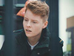 Sah Brockner in Casualty (BBC/PA)
