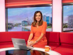 Sally Nugent (BBC/PA)