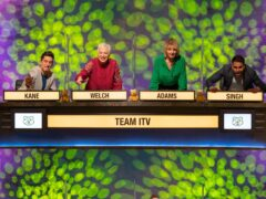 ITV is taking on the BBC in a Children in Need University Challenge special (James Stack/ITV Studios/BBC/PA)