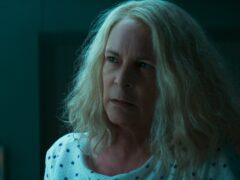 Jamie Lee Curtis as Laurie Strode (Universal)