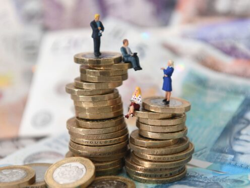 The £20-a-week Universal Credit uplift has ended (Joe Giddens/PA)