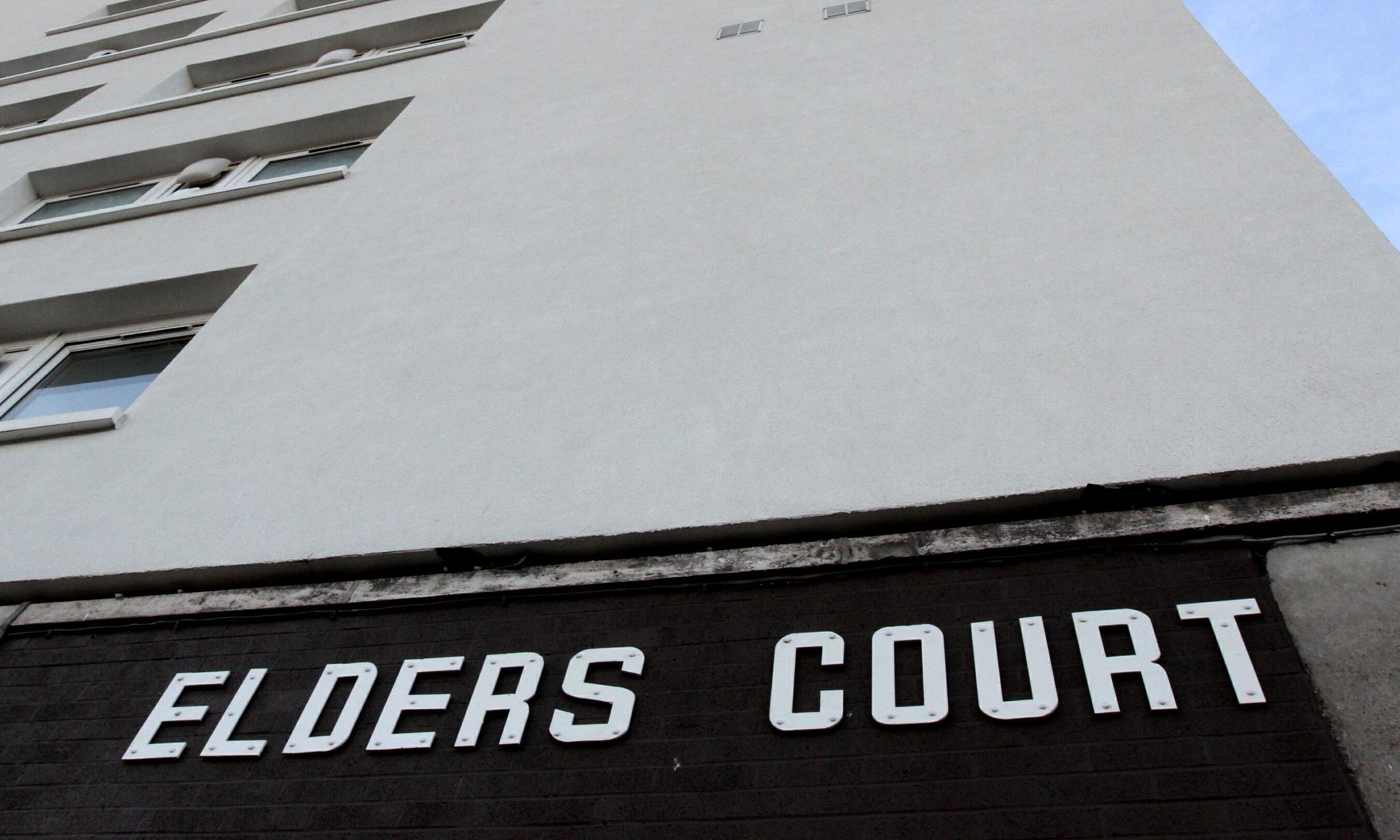 Elders Court, Lochee.