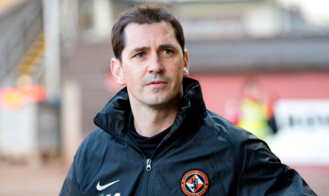 Former Dundee United manager Jackie McNamara is on the mend after a recent health scare.