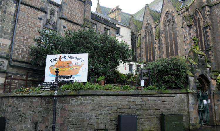 The Ark Nursery in Dundee