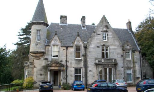 Taypark House, Dundee