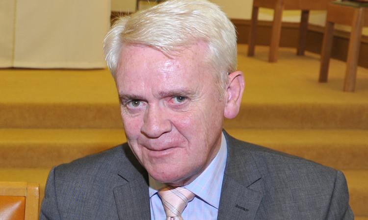 Former MP Jim McGovern