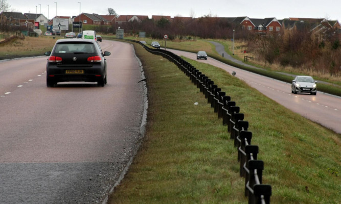 The A92 between Dundee and Arbroath is set for major works