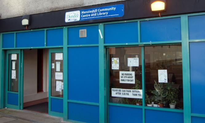 Menzieshill Community Centre.