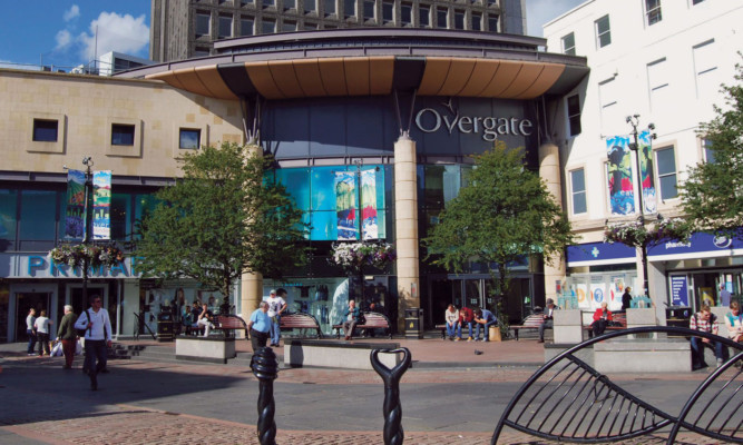 The Overgate Centre
