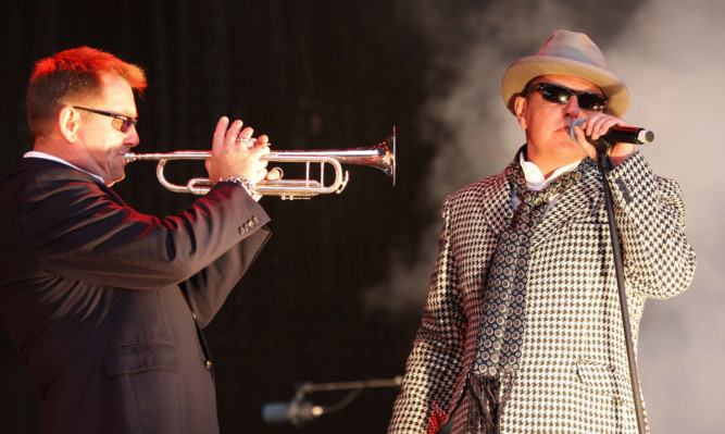 Madness will headline the bill in Montrose this summer