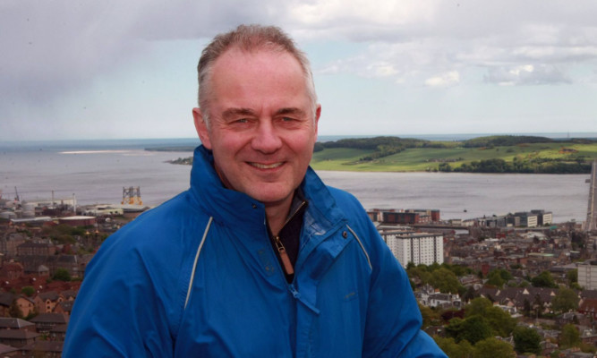 Councillor Jimmy Black