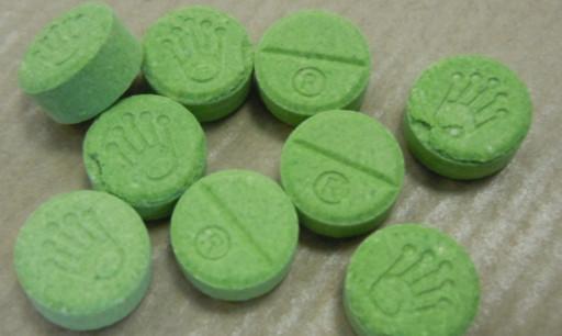 Amy Dixon said the pills were inside a jiffy bag (stock image)