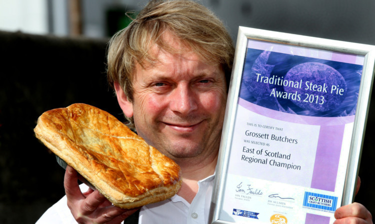 Dundee steak pie takes top title - Evening Telegraph