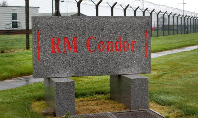 RM Condor, Arbroath.