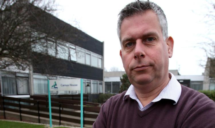 Councillor Brian Boyd