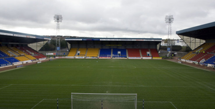McDiarmid Park, the current home of St Johnstone.