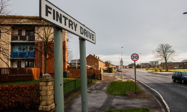 Fintry Drive (stock image)