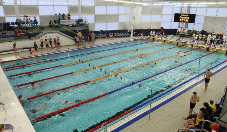 Olympia swimming pool