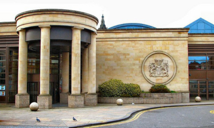 The pair appeared for a short hearing at the High Court in Glasgow